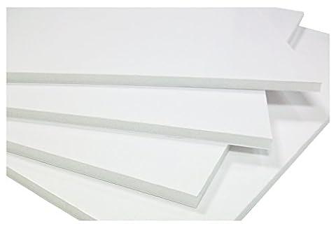 Westfoam 10 mm A2 Foamboard - White (Pack of 10 Sheets)