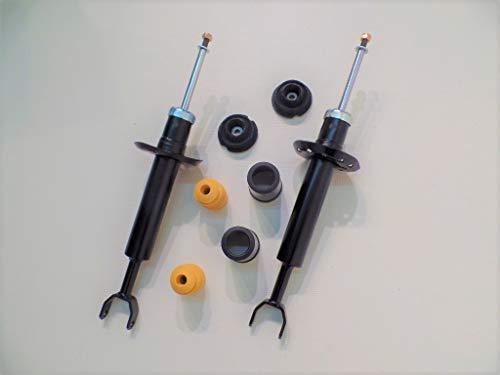Stoßdämpfersatz Stoßdämpfer Domlager Staubschutz Anschlagpuffer vorne Vorderachse