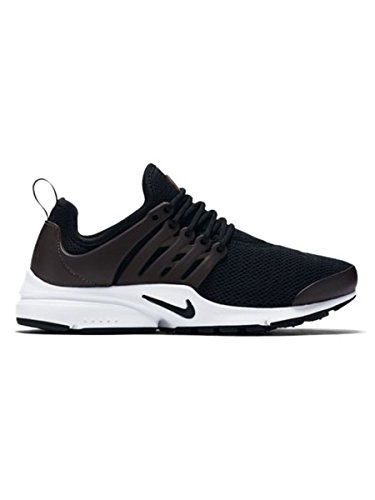 Nike Unisex-Erwachsene W Air Presto Turnschuhe Schwarz / Schwarz-Weiß