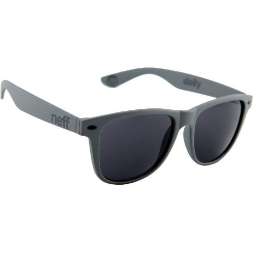 Neff Daily Sunglasses Matte Grey