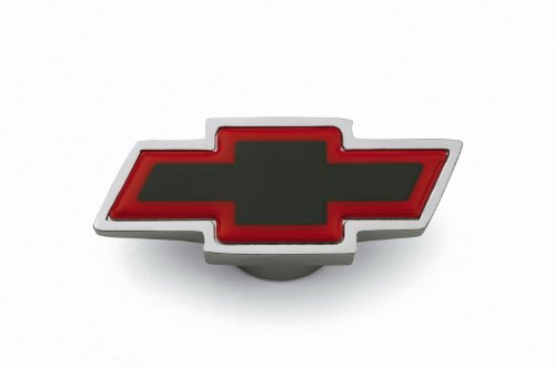 Proform 141-333 Chrome Air Cleaner Wing Nut with Large Red Bowtie Logo for 1/4-20 Thread by ProForm