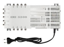 Kathrein EXI 3508 Multischalter mit integriertem Modem (RJ-45, 500Mbps) (Sat Ip)