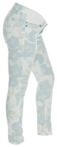 Noppies - Pantalon - Skinny/Slim - Femme Multicolore (White 01)