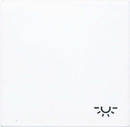 Jung LS990LWW Wippe mit Symbol Licht -