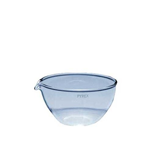 Pyrex 1450/03D Basin, 45 mL, Flat Form Curved Sides (Pack of 10)