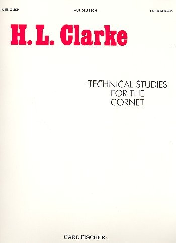 Clarke: Technical Studies for the Cornet