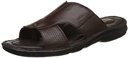 Bata Men's Leather Hawaii Thong Sandals