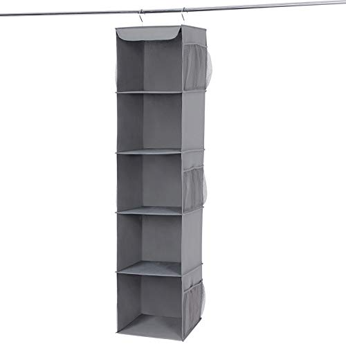 SONGMICS RCH03G Hanging Shelf wi...