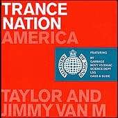 Ministry Of Sound Trance Nation America, Taylor & Jimmy Van M (UK Import)