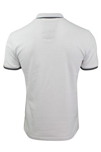 Tokyo Laundry Poloshirt Optic Weiß