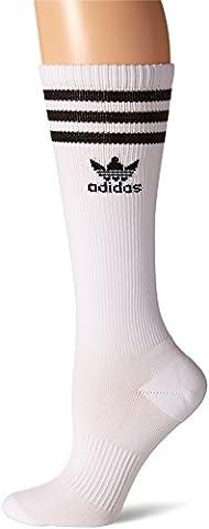 adidas Women's Originals Knee High Sock, Medium,