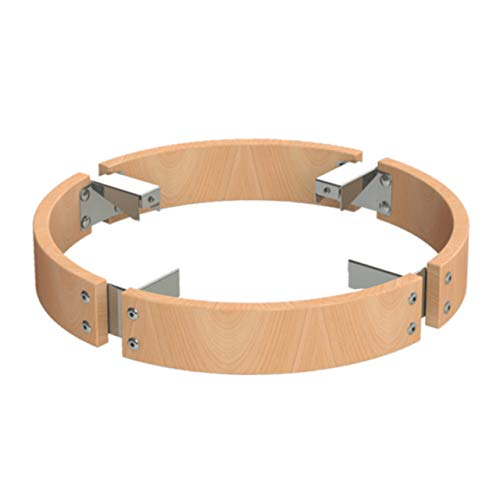 Harvia Cilindro Schutzgeländer HPC3 Holzgeländer Zubehör für Saunaofen - Modell-holz-bodenbelag