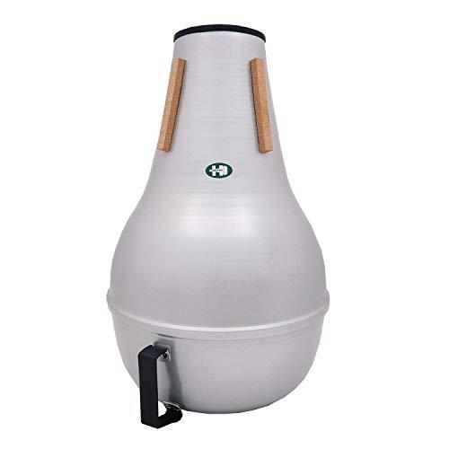 Hopkins Aluminium Tuba Dämpfer gratis Tragetasche