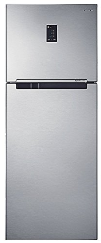 Samsung RT36HDRZESL Frost-free Double-door Refrigerator (345 Ltrs, 4 Star Rating, Easy Clean Steel)