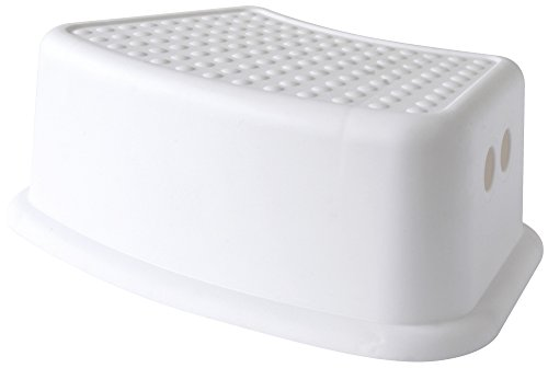 GELCO Design Step Marchepied, Plastique, Blanc, 24 x 36 x 13 cm