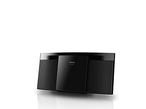 Panasonic SC-HC200 Home Audio Micro System 20W Negro - Microcadena (Home Audio...