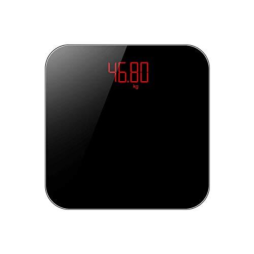 RMXMY Elektronische kleine Personenwaage für den Haushalt nennt Schlafsaal kleine Auflademodelle niedliche Körpergewichte