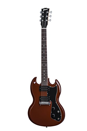 Gibson USA 2017 SG Fusion Chitarra Elettrica, Wine Red Solid