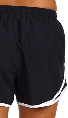 Tempo White Running Obsidian Obsidian Dark Shorts White da Nike Dark FzwHqdAx4
