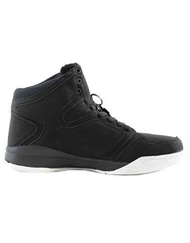 Reservoir Shoes - Basket montante homme Reservoir Shoes Sadi Noir Noir