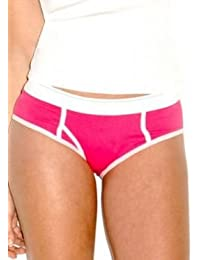Bella logan boyfriend brief rose/fuchsia-taille m