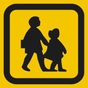 school-bus-sign-back-sticky-on-vinyl-200x200mm