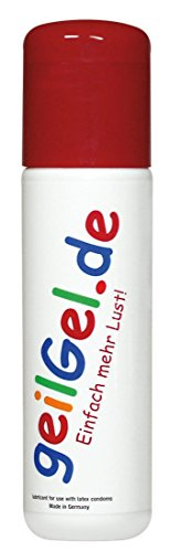 ORION Geilgel - Neutrales Gleitgel auf Wasserbasis, duftneutrales Gleitmittel für langanhaltende Gleitfreuden, für Oralverkehr geeignet (100 ml)