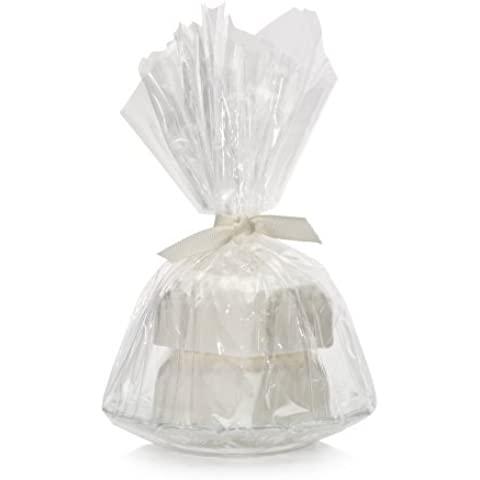 LADY PRIMROSE SOAP GIFT SET 2x3.0 OZ CREAM SOAP ON COASTER by Lady Primrose