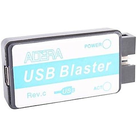 piteng?Mini USB de Blaster de cable para ALTERA CPLD FPGA nios Programador JTAG cambia en almacenamiento