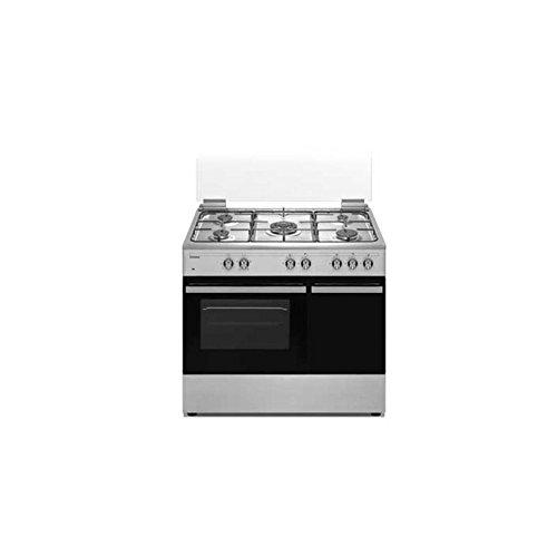 Sin hyundai cocina gas hyco9502pbix 5f 90cm inox