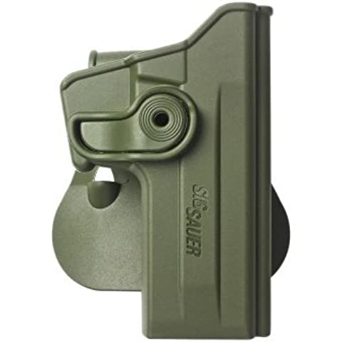 Polymer Retention Roto Holster Fits Sig Sauer 226 (9mm/.40/357) OD Green IMI Israel by IMI
