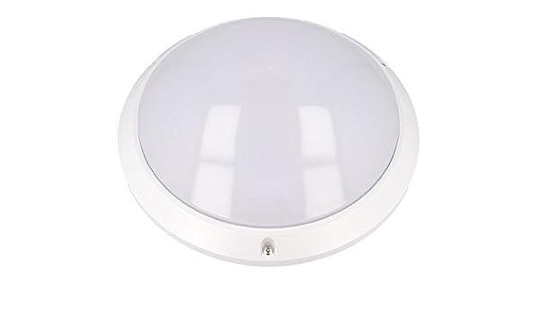 Plafoniere Da Condominio : Plafoniera led da soffitto 15w=140w 220v bianco neutro diametro