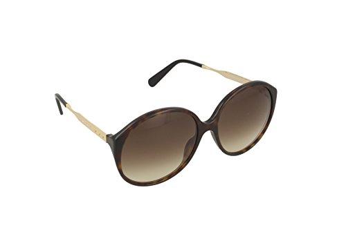 Marc Jacobs Damen MJ 613/S CC ANT 58 Sonnenbrille, Dkhavn Endgd/Brown Sf