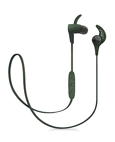 Jaybird X3 Bluetooth Wireless Headphones Compatible with iOS/Android Smartphones Designed for Sport/Running/Fitness - Green