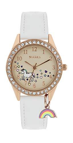 Tikker NTK0018 Armbanduhr, Einhorn, Regenbogenfarben