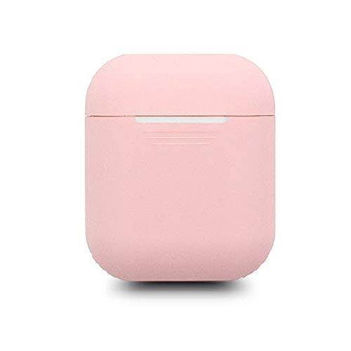 RRunzfon Auricolare Bluetooth Apple Cover Cuffia per Esterno Custodia in Silicone Anti-Shock Antiurto per Cuffie Airpods