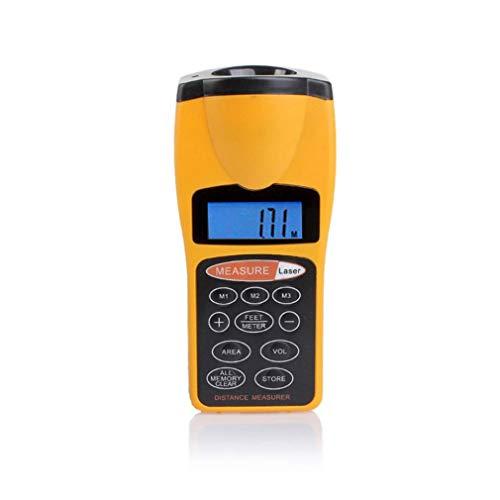 CP-3007 Ultraschall-Entfernungsmesser, multifunktional, LCD-Anzeige, Entfernungsmesser