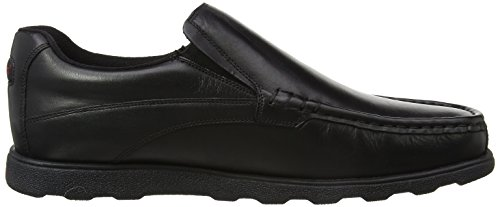 Kickers Herren Fragma 15 Slipper Schwarz (Black)