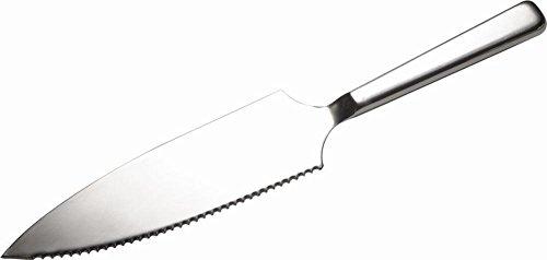 APS 75912 Tortenmesser L: 28cm Edelstahl, hochglanzpoliert, eine Kante gezahnt 15,5cm -CLASSIC-