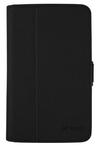 Speck FitFolio Tablet Case Cover Schutzhülle mit eingebautem Stand für Samsung Galaxy Tab 3 7.0 Zoll - Schwarz