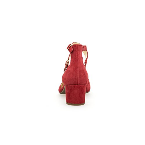 Gabor Escarpins Rouges - Rouge Rouge