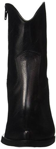 Donna Piu' Damen 9174 Enea Stiefel & Stiefeletten Schwarz - Schwarz (Tequila Nero)