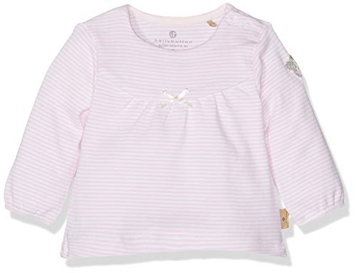 Bellybutton mother nature & me Baby-Mädchen 1/1 Arm T-Shirt, Rosa (Bb Rose 2251), 56 -