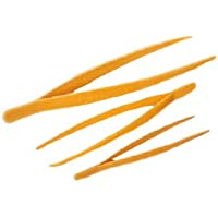 Medline 19500 Forcep, 115 mm, naranja (Pack de 5)