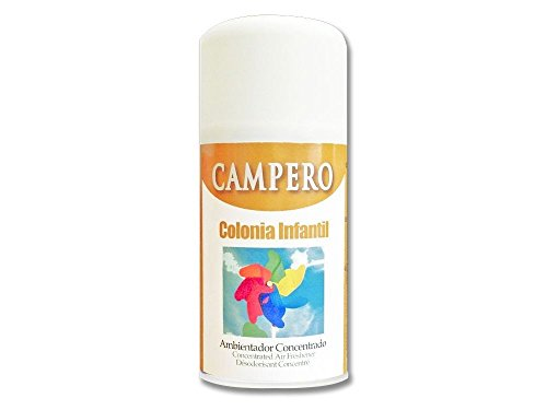 CAMPERO - Recambio Ambientador Infantil Campero 250 Ml