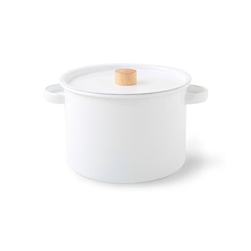 Kaico Enamel Pasta Pan Set by Kaico