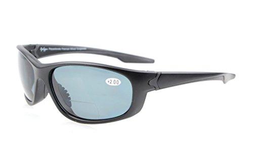 Eyekepper policarbonato polarizado gafas bifocales