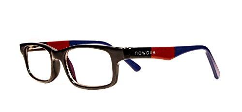NOWAVE Gafas para ninos antifatiga para ordenador, tableta, Smartphone