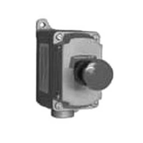 Appleton-efdb175-um1 Push Button Station, 1-Gang, 10 Amp, 600 V, 1, ausweglose, Pilz Kopf, 3/10,2 cm Gang Push-button