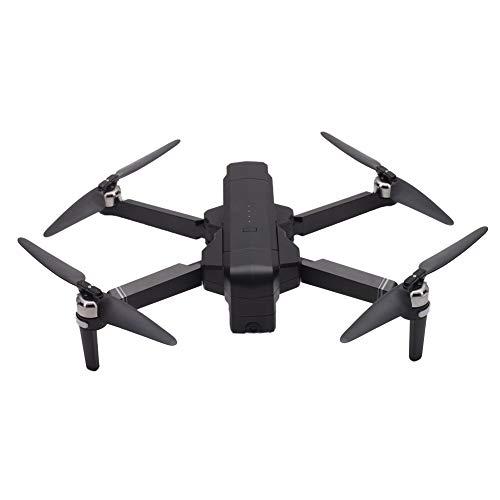YUnnuopromi F11 GPS 5G WiFi FPV 1080P Camera Drohne Brushless Faltröm-Selfie Selfie RC Quadcopter Schwarz